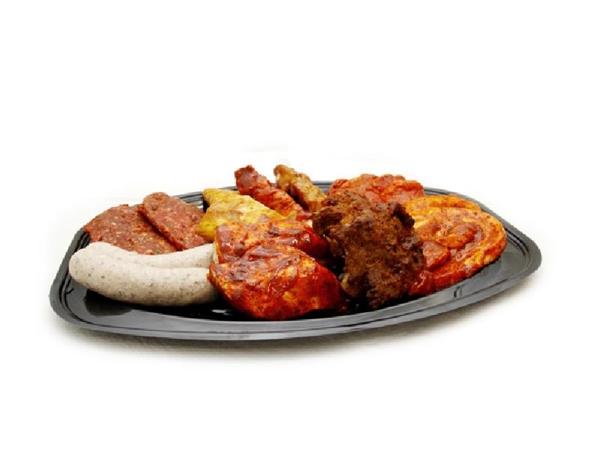 Barbecuepakket standaard compleet